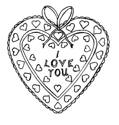 cuore i love you