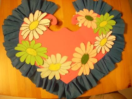 Lavoretti addobbi e decorazioni per la scuola for Lavoretti di primavera