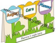 Festa della Mamma biglietti e lavoretti