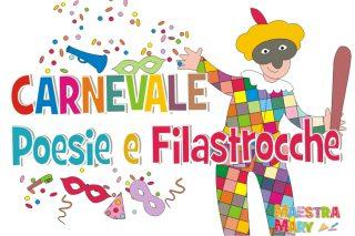 Carnevale Poesie E Filastrocche Maestra Mary