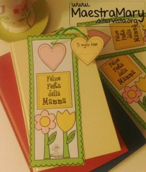 Festa della mamma lavoretti maestra mary for Lavoretti di natale maestra mary