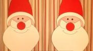 Addobbo di Babbo Natale