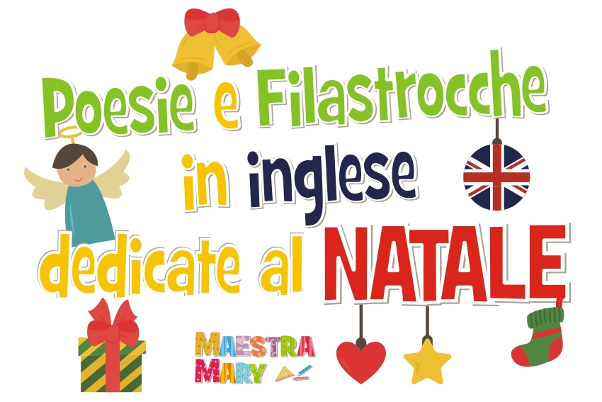 Poesie Di Natale In Inglese Maestra Mary