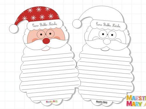 Letterine di Natale