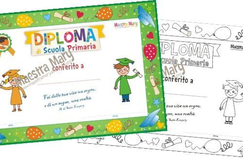 Diploma di scuola primaria