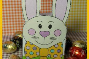 Pasqua: scatole porta ovetti
