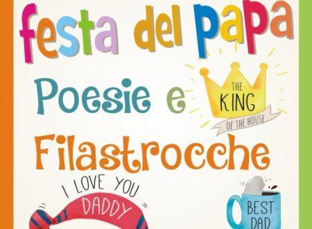 Festa del Papà poesie e filastrocche