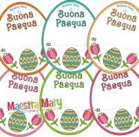 Chiudipacco di Pasqua