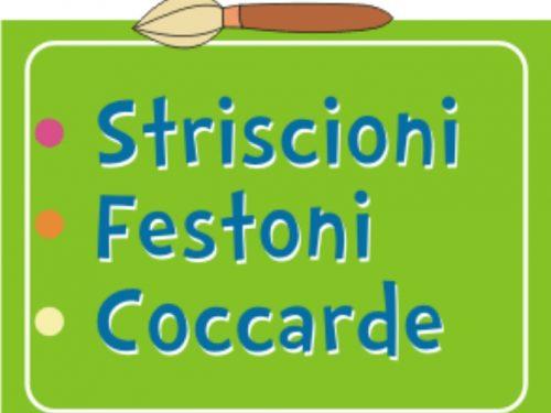 Accoglienza Scuola: Striscioni, Festoni, Coccarde