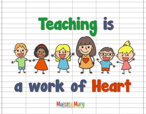 Insegnanti cuore