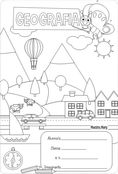 Super Copertine per quaderni di scuola | Maestra Mary CG12
