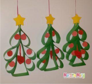 Natale addobbi striscioni ghirlande festoni maestra mary for Addobbi natalizi per la classe