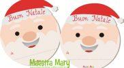 Chiudipacco di Babbo Natale