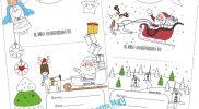 Copertine di Natale per quaderni