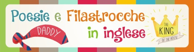 Poesie E Filastrocche In Inglese Per La Festa Del Papà Maestra Mary