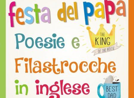 Poesie e filastrocche in inglese per la festa del papà
