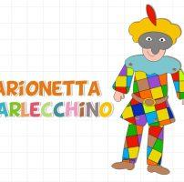 Marionetta di Arlecchino