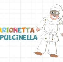 Marionetta di Pulcinella