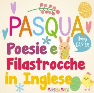 Poesie E Filastrocche Di Pasqua In Inglese Maestra Mary