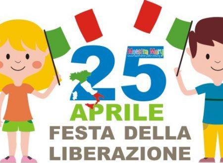 Poesie 25 Aprile Festa della Liberazione