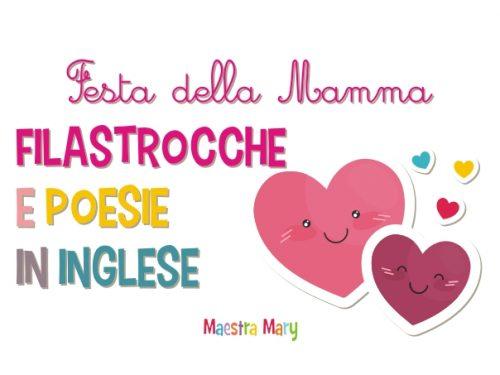 Poesie in inglese per la Festa della Mamma