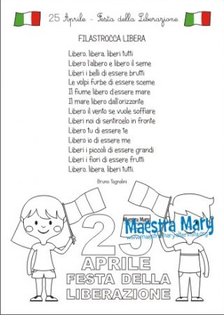 poesia festa della liberazione 25 aprile