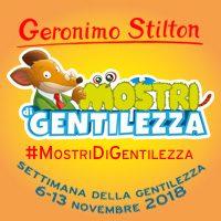 Una grande iniziativa di Geronimo Stilton per la scuola
