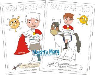 schede di san martino