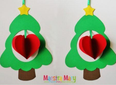 Addobbi e decorazioni maestra mary for Lavoretti di natale maestra mary