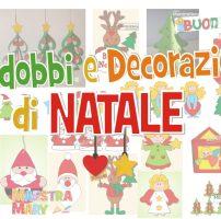 Natale Addobbi, Striscioni, Ghirlande, Festoni