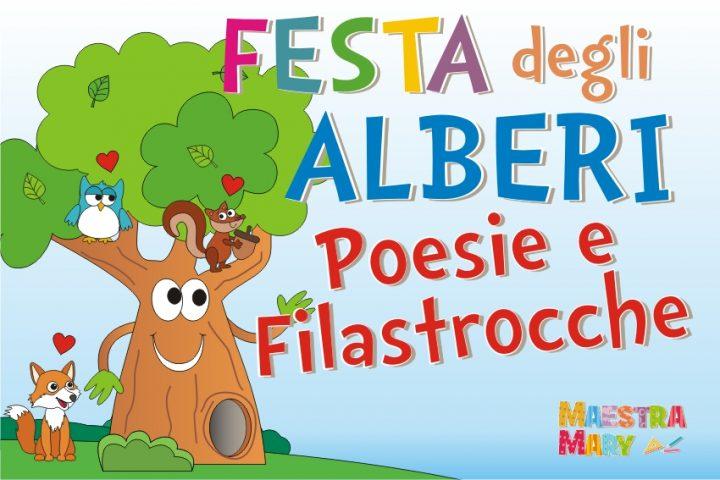 Festa Degli Alberi Poesie E Filastrocche