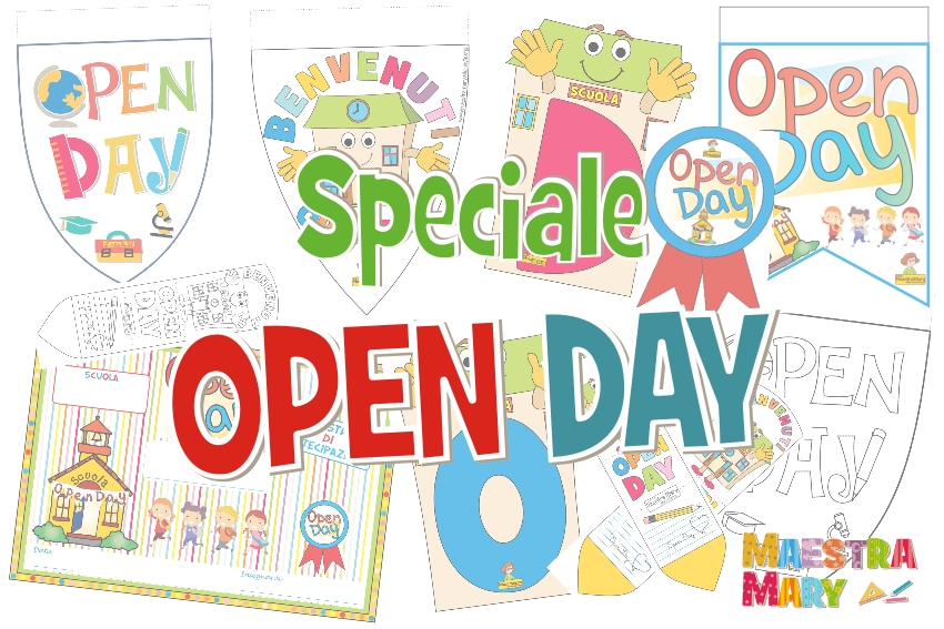 open day scuola