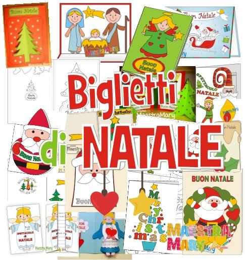 Lettera Di Auguri Di Natale In Inglese.Biglietti Di Natale Maestra Mary