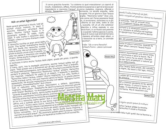 L 39 acqua schede didattiche maestra mary for Maestra mary giornata della terra