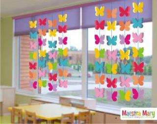farfalle decorazioni