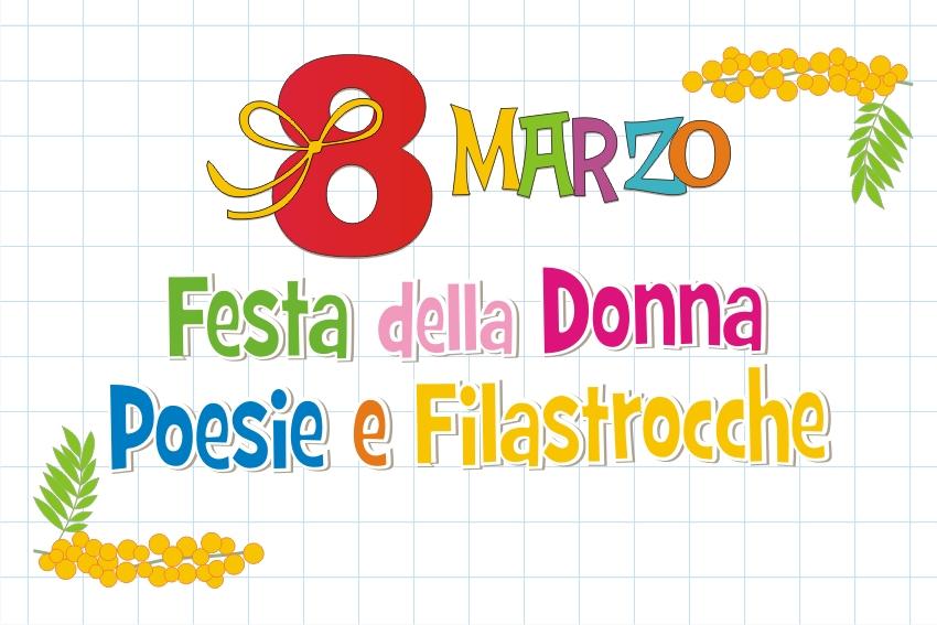 Poesie E Filastrocche Festa Della Donna