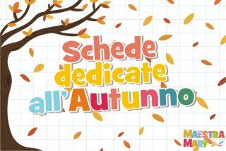 schede italiano autunno