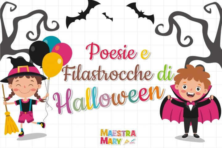poesie e filastrocche di halloween