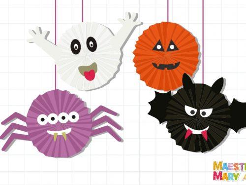 Decorazioni e lavoretti di Halloween