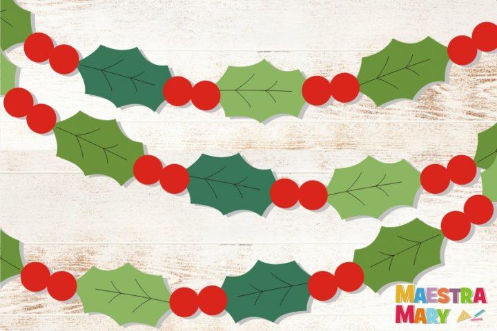 Decorazioni Di Natale Con Agrifoglio
