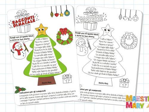 Racconti di Natale: laboratorio di scrittura