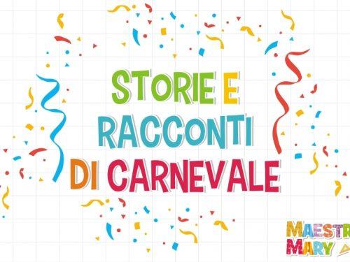 Storie e racconti di Carnevale