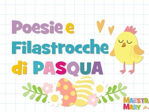 Pasqua Poesie e Filastrocche