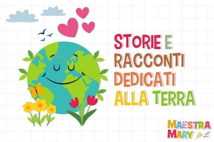 storie e racconti giornata della terra