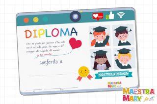 diploma didattica a distanza
