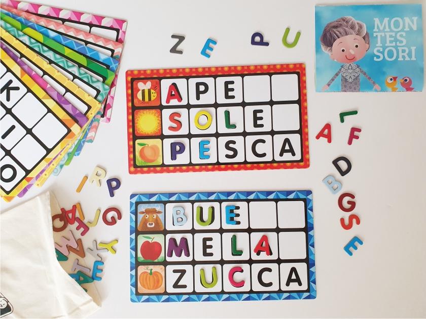 lettere e parole