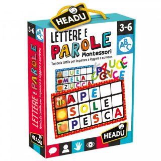 giochi lettere e parole