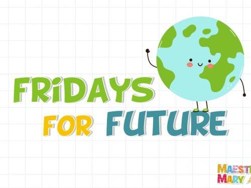 Fridays For Future: spunti e attività