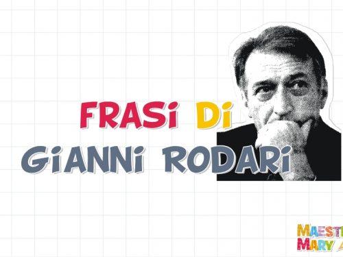 Frasi di Gianni Rodari