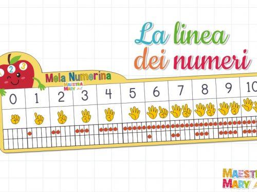 La linea dei numeri